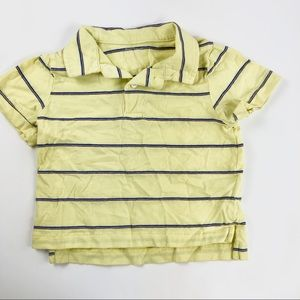 The children's place yellow t shirt